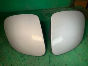 Silver SSM Left Right Headlight Headlamp Lid Cover Set Mazda RX7 FD3S