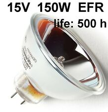 Philips Cold Mirror Lamp Halogen 15V / 150W HLX - GZ6.35 , 6423/5H ( EFR ) A1/23
