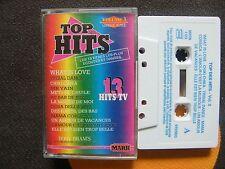 K7 Audio TOP DES HITS Vol.3 - Mark 1109 / Enregistrement Digital