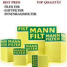 MANN-FILTER PAKET für BMW 1er Coupe E82 123d 118d 3er Cabriolet E93 325d 320d E8