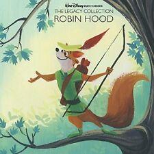 Walt Disney Legacy Collection: Robin Hood - 2 DISC SET - Various (2017, CD NEUF)