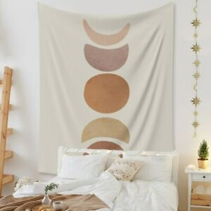 Urban Outfitters Moon Dance Wall Hanging Tapestry Flag Dorm Room Boho Decor £39