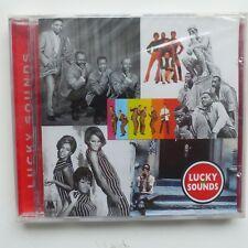 compil Lucky sounds DAVID RUFFIN  JACKSON 5 SMOKEY ROBINSON COMMODORES  CD ALBUM