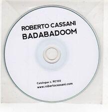 (HF681) Roberto Cassani, Badabadoom - DJ CD