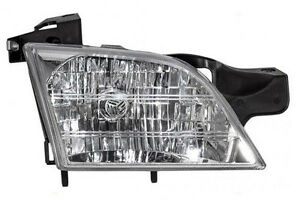 HEADLIGHT ASMBLY 97-04 VENTURE, SILOUETTE, TRANSPORT RIGHT SIDE