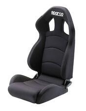 SPARCO CHRONO ROAD TUNING RACING SEAT - BLACK - MEDIUM M SIZE