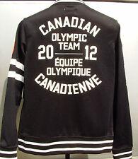 London 2012 CANADIAN OLYMPIC TEAM  PODIUM JACKET CANADIENNE HBC Womens Large NWT