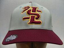 SL LOGO - EMBROIDERED - 6 7/8 SIZE PRO FIT BALL CAP HAT! (SEMINOLES, AZTECS)