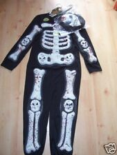 "HALLOWEEN- ""FLASHING EYES"" SKELETON + MASK -BNIP-3-5y"