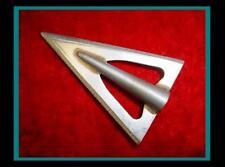 1994 ZEPHYR Sasquatch 2 Vented 2 Blade BROADHEAD for Bow & Arrows  #ABCC1390.010