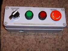 "Hoffman E-4PBPC7M Plastic Junction Box 9"" X 3 3/8"" X 3-1/8"" - Loaded"
