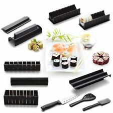 Kit sushi 11 pz onigiri riso pesce forma giappone coltello stampo giapponese