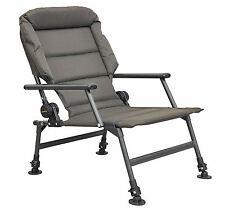 Starbaits Recliner Chair Karpfenstuhl Stuhl Angelstuhl mit Armlehnen 03614