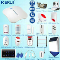 Wireless Sensor Accessories For KR W1 WIFI PSTN Home Security Alarm System Lot