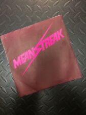 "Mean streak - Self released 7"" '(Time I) Played it right' EX/EX"