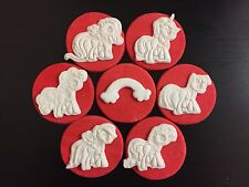 My little pony cookie cutter cupcake set cake decoration