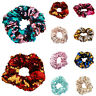 Sequin Scrunchie Glitter Hair Ties Hair Ponytail Holder Rope Elastic Hair Band #