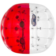 1.2M Inflatable Bumper Football PVC Zorb Ball Bubble Fall Adult Durable