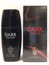 IMPRESSION OF DRAKKAR NOIR DARK FOR MEN BY FIRST DESIGNS EDT 3.3 OZ NEW IN BOX!