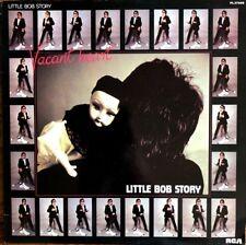 Little Bob Story - Vacant Heart - Vinyl LP 33T + Insert
