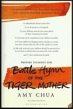 Amy Chua - Battle Hymn of the Tiger Mother - Proof/ARC