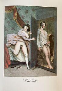 Akt Sex Vagina Penis Erotik Voyeur Adultery Romance Nude Grafik Affäre Wife Kuns