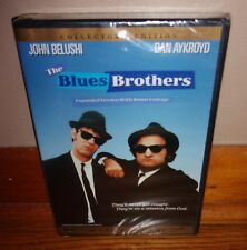 THE BLUES BROTHERS-Collector's-JOHN BELUSHI-Dan Aykroyd-BRAND NEW, SEALED dvd!