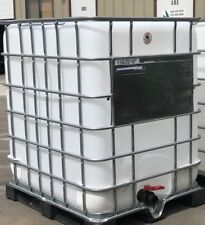 330 Gallon Food Grade IBC | Drinking Water, Rainwater Harvesting Container