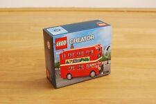LEGO 40220 CREATOR BUS LONDRA ** Sigillato Nuovo di Zecca & **