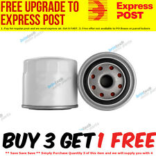 Oil Filter 1990 - For HOLDEN RODEO - TFR17 Petrol 4 2.6L 4ZE1 [HY] F