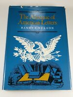 Randy F Nelson, The Almanac of American Letters, 1961 First Edition Hardcover