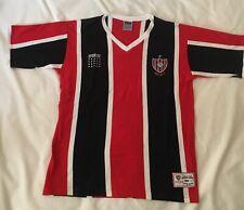 CHACARITA JUNIORS 105 ANNIVERSARY Official maillot shirt NO SPONSOR,TBS,UNIQUE!