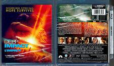 Blu-ray Robert Duvall DEEP IMPACT Morgan Freeman Elijah Wood Cdn A/B/C OOP NEW