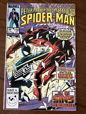 Peter Parker The Spectacular Spiderman 110