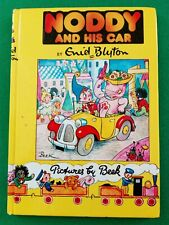 NODDY AND HIS CAR BY ENID BLYTON, LONDON 1986