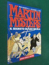 MARTIN MYSTERE ALBO GIGANTE n.1 IL SEGRETO SAN NICOLA Bonelli (1995) Fumetto