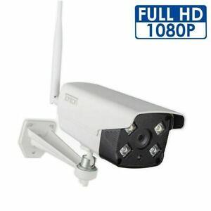 Security IP Camera WiFi Surveillance P2P Outdoor 1080P HD Wireless 2MP CCTV