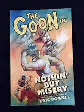 The Goon In Nothin' But Misery (Vol 1,2011) Powell