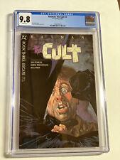 Batman The Cult 3 Dc Comics Cgc 9.8 White Pages