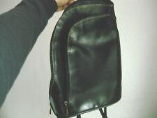 Eleganter Rucksack schwarz viele Fächer top