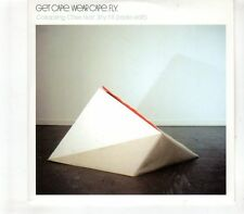 (GR565) Get Cape Wear Cape Fly, Collapsing Cities ft Shy FX - 2010 DJ CD