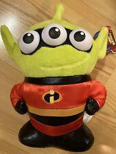 "Incredibles Alien Disney Pixar Remix 9"" Plush Figure 2020"