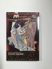 Battle Angel Alita: Angel Of Redemption Tpb Softcover Sc Nm Viz Graphic Novel
