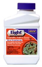 (1) Bonide 16 Oz Eight Vegetable Fruit Insect Spray Contains Permethrin - 442