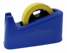 Tischabroller Pour 12 16 19 Et 25mm Film Adhésif Avec 25 + 76mm Kern Bleu