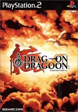 Used PS2 Square enix Drag-On Dragoon SONY PLAYSTATION JAPAN IMPORT