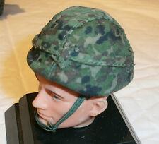 Dragon JGSDF camo helmet 1/6th scale toy accessory