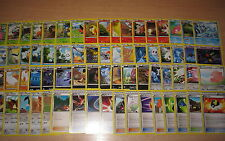 POKEMON EXPLORATEURS OBSCURS ★ SERIE COMPLETE SET UNCO'S + COM ★ FR 68 CARTES