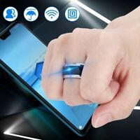 Smart Ring NFC Waterproof Intelligent Stainless Steel Finger Ring For Android