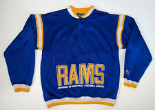 Vintage 80s Los Angeles Rams Starter Crewneck Sweatshirt Size Adult M NFL
